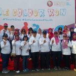 BKKBN Gelar The Colour Run
