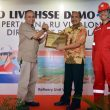 Pertamina RU VI Balongan Standardkan HSSE Demo Room