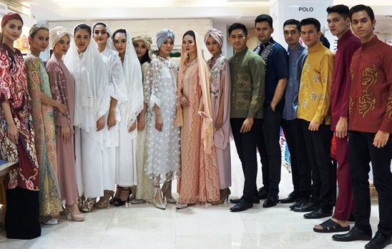 SOGO Ramadhan Fashion Highlights (Edwin/Akuratnews.com)