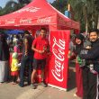 Coca-Cola Amatil Indonesia Ramaikan Car Free Day Cikarang
