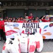 Coca-Cola Amatil Indonesia Ajak Murid SDN 05 Sukadanau  Dukung World Cleanup Day