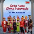 Masuk Nominasi AMI Awards, Jo'Arc Voice Kids Yakin Menang