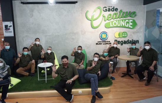 The Gade Creative Lounge (Univ. Budi Luhur)