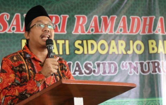 Bupati Sidoarjo, Ahmad Muhdlor