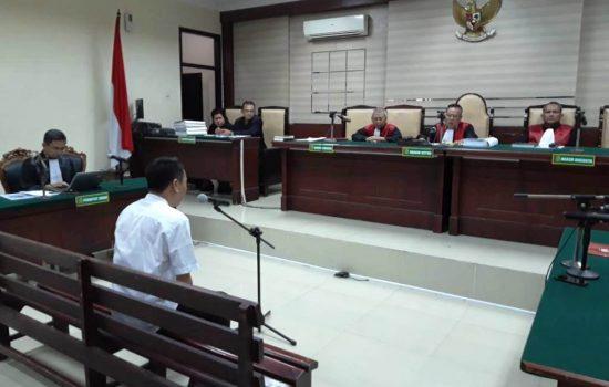 Ali Murtopo, Terdakwa Pemberi Suap Bupati Malang Divonis Tiga Tahun Penjara