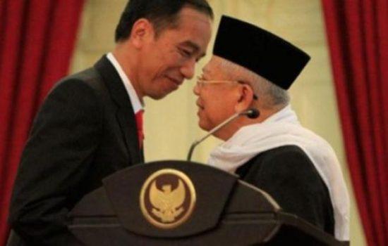 Strategi Perang Total Gagal, Jokowi-Ma'ruf Amin Hancur Berkeping-Keping