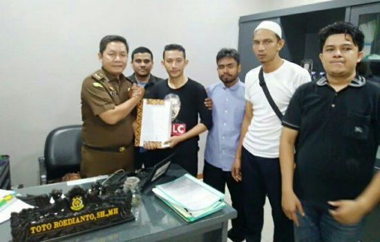 Satu Juta Tanda Tangan Untuk Gubernur Aceh