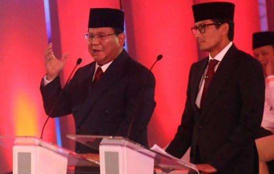 Sudah 95 Persen Sampel Suara, Prabowo Unggul di Hitung Cepat IDM