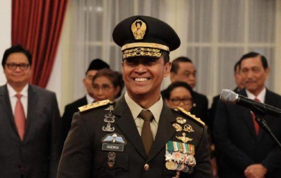 Tanggal 22 Mei, Jenderal Andika Siapkan 160 Ribu Tentara, Untuk Apa?