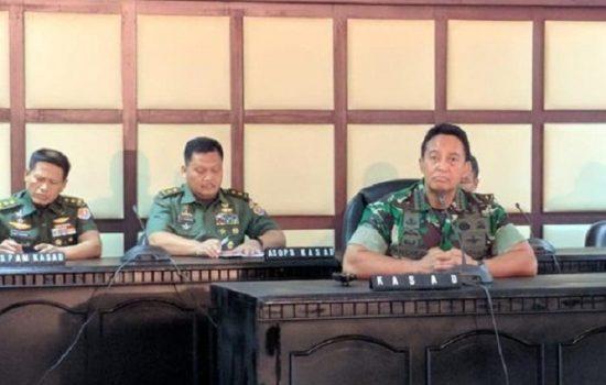 Jenderal Andika Bakal Telusuri Letkol yang Disebut Rizal Beritahu Kemenangan Prabowo