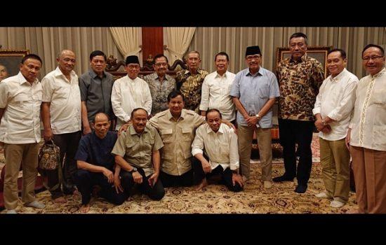 Muak Dengan Kecurangan, Jenderal-Jenderal Siap Kawal Kedaulatan Rakyat
