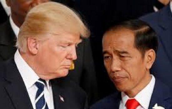 Ketika Amerika Mulai 'Gebuk' Jokowi