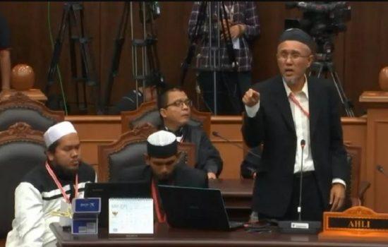 Yusril: Kajian Jaswar Koto di Sidang MK Bisa Batalkan 'Kemenangan Jokowi'?