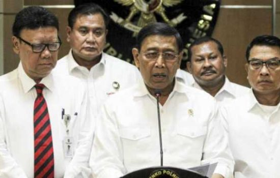 Suara Hanura Jeblok? Pengamat: Wiranto Tak Layak Masuk Kabinet?