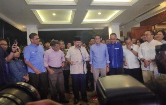 Tegas, Prabowo: Lebih Baik Mati Dari Pada Khianati Rakyat Indonesia