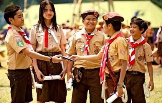 Berikut Sejarah Pramuka di Indonesia
